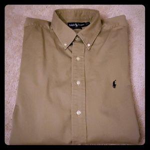 Ralph Lauren Blake button up shirt